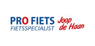 Pro Fiets Joop de Haan fietsspecialist